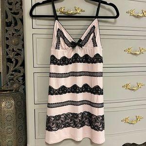 Victoria's Secret Lace Modal Slip Dress